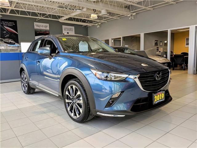 2019 Mazda CX-3 GT (Stk: K7520) in Peterborough - Image 1 of 10
