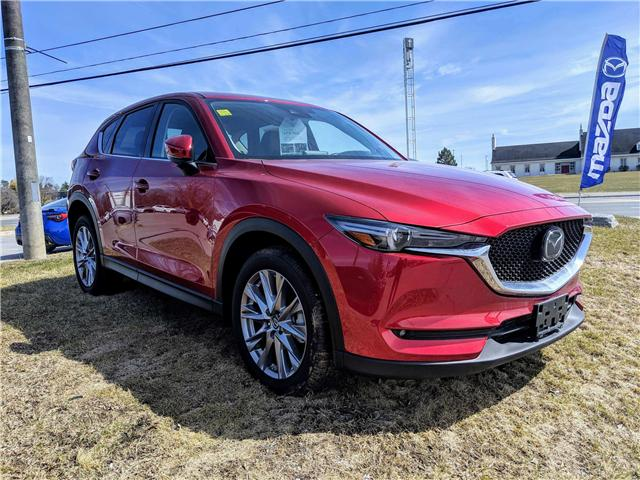 2019 Mazda CX-5 GT w/Turbo (Stk: K7535) in Peterborough - Image 1 of 10