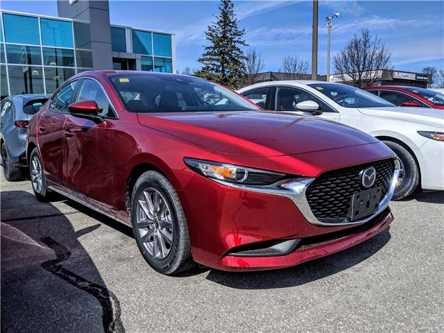 2019 Mazda Mazda3 GS (Stk: K7623) in Peterborough - Image 1 of 1