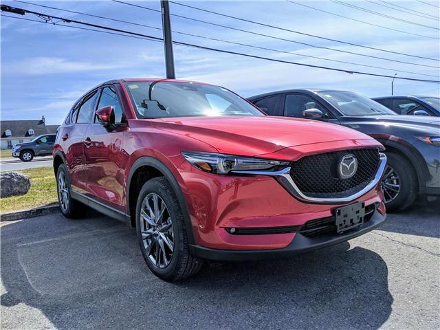 2019 Mazda CX-5 Signature (Stk: K7640) in Peterborough - Image 1 of 10