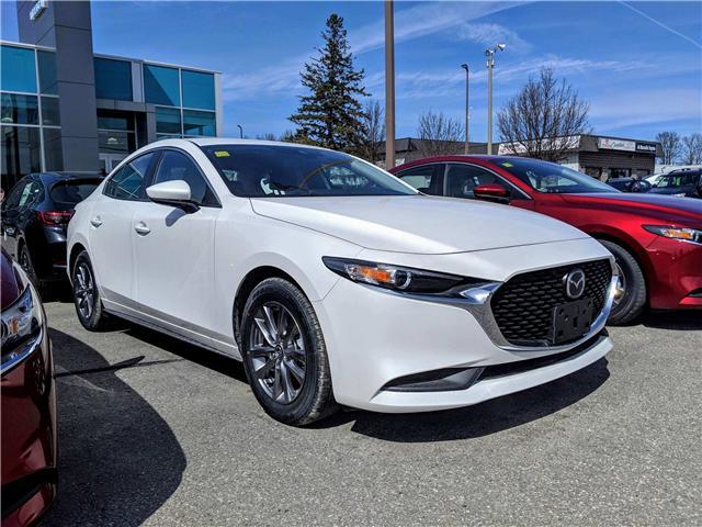 2019 Mazda Mazda3  (Stk: K7646) in Peterborough - Image 1 of 1