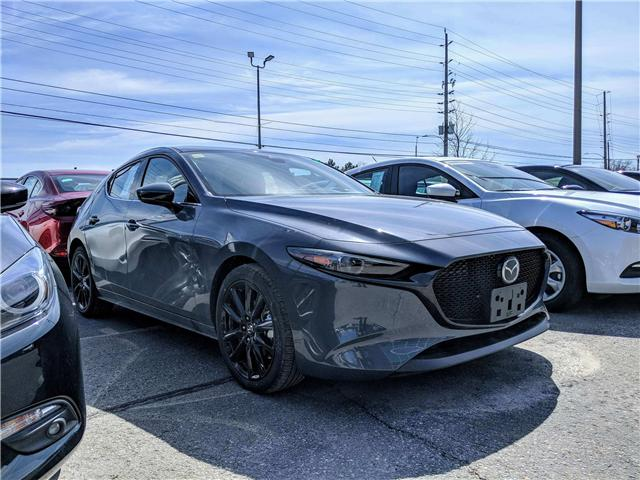 2019 Mazda Mazda3  (Stk: K7654) in Peterborough - Image 1 of 3