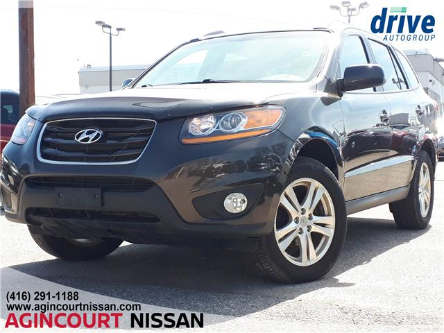 2011 Hyundai Santa Fe GL 3.5 Sport (Stk: JC677105A) in Scarborough - Image 1 of 14