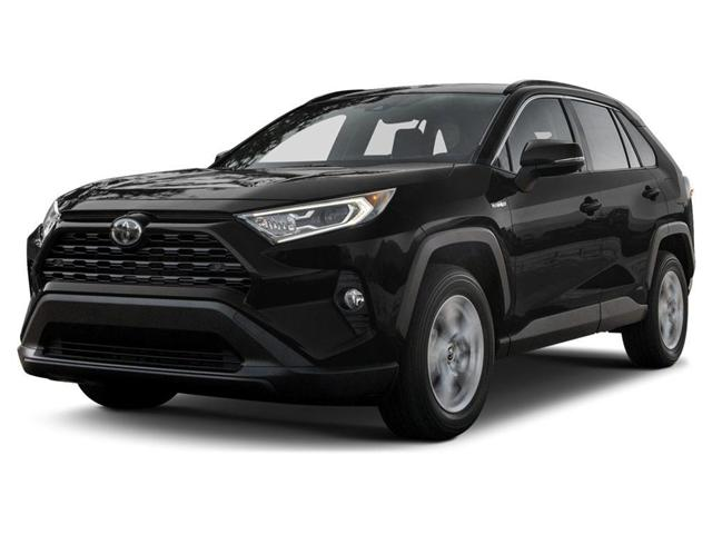 2019 Toyota RAV4 Hybrid XLE (Stk: 190975) in Kitchener - Image 1 of 2