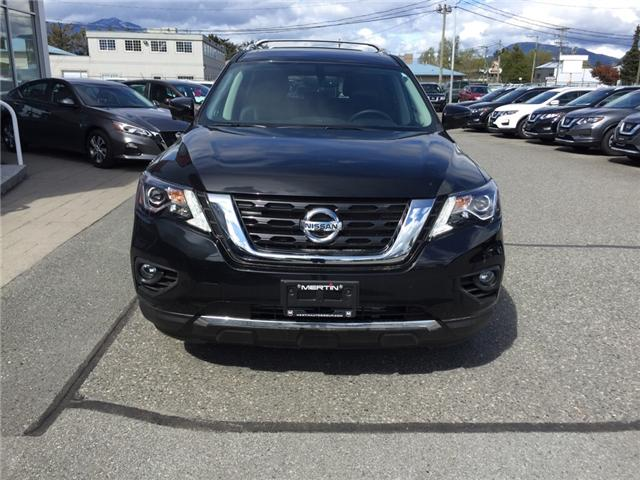 2019 Nissan Pathfinder Platinum (Stk: N96-4557) in Chilliwack - Image 2 of 21