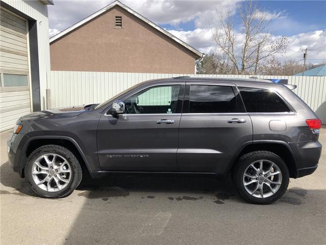 2018 Jeep Grand Cherokee Limited (Stk: 14681) in Fort Macleod - Image 2 of 23