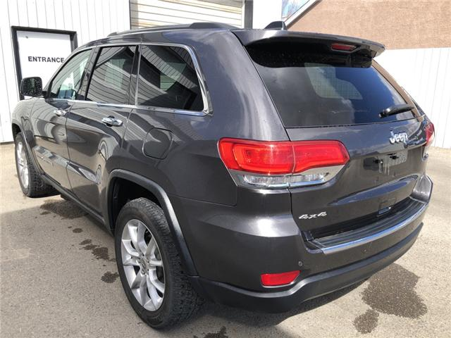 2018 Jeep Grand Cherokee Limited (Stk: 14681) in Fort Macleod - Image 3 of 23