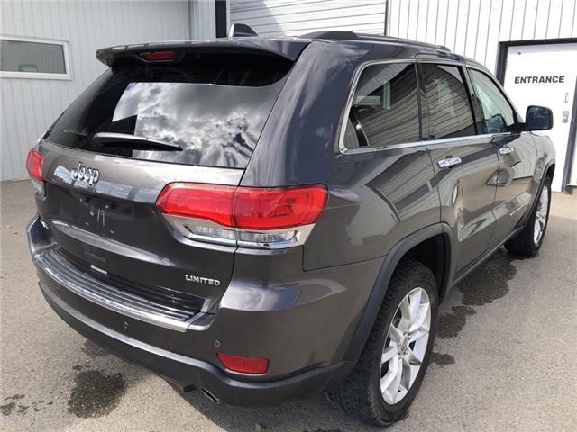 2018 Jeep Grand Cherokee Limited (Stk: 14681) in Fort Macleod - Image 6 of 23