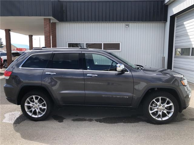 2018 Jeep Grand Cherokee Limited (Stk: 14681) in Fort Macleod - Image 7 of 23