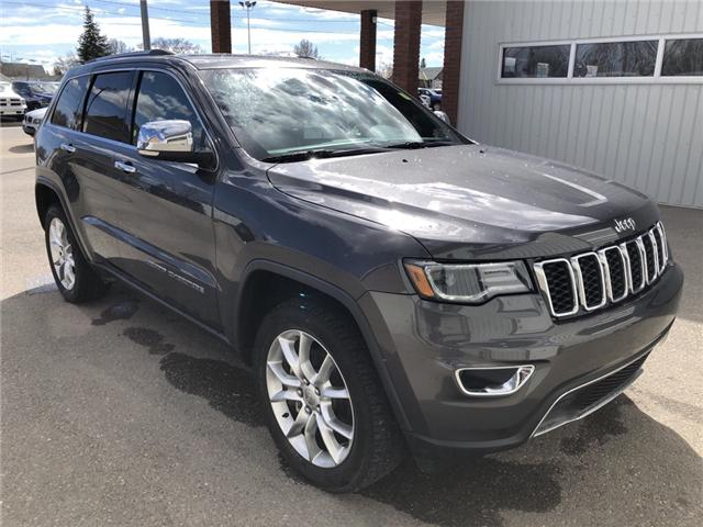 2018 Jeep Grand Cherokee Limited (Stk: 14681) in Fort Macleod - Image 8 of 23