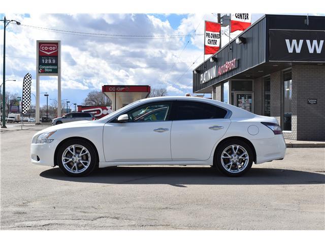 2014 Nissan Maxima SV (Stk: pp435) in Saskatoon - Image 2 of 23