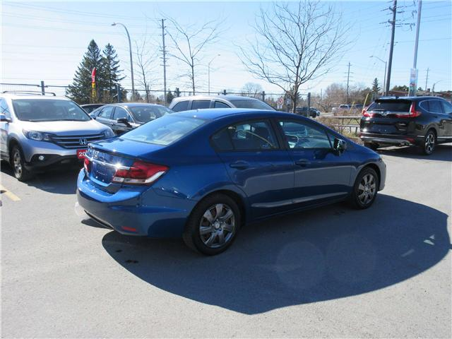 2015 Honda Civic EX (Stk: 26596L) in Ottawa - Image 2 of 13