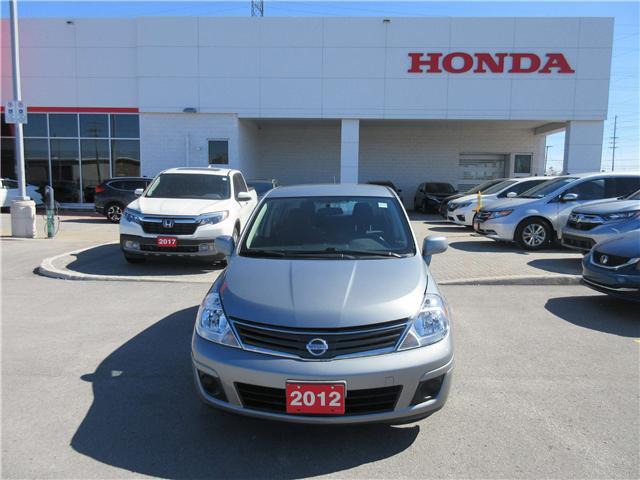 2012 Nissan Versa 1.8 S (Stk: 26626A) in Ottawa - Image 2 of 10