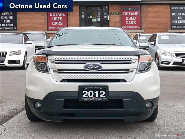 2012 Ford Explorer Limited (Stk: ) in Scarborough - Image 2 of 23