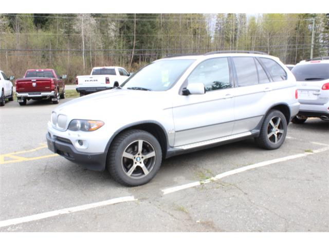 2005 BMW X5 4.4i (Stk: D153311B) in Courtenay - Image 2 of 3