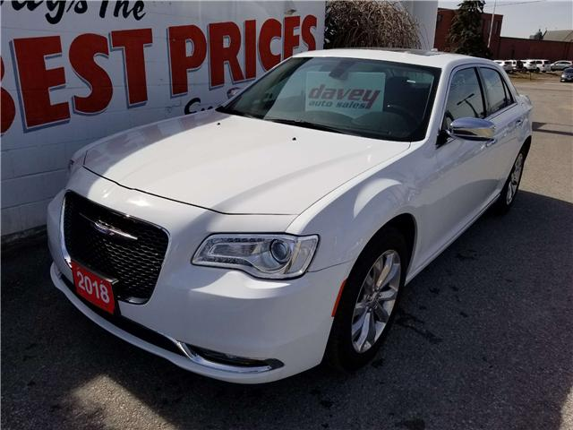 2018 Chrysler 300 Limited (Stk: 19-116A) in Oshawa - Image 1 of 17