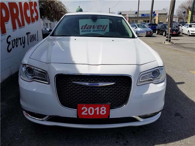 2018 Chrysler 300 Limited (Stk: 19-116A) in Oshawa - Image 2 of 17
