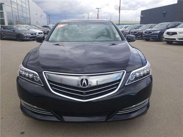 2016 Acura RLX Sport Hybrid Elite Package (Stk: A3850) in Saskatoon - Image 2 of 21
