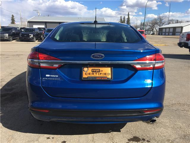 2017 Ford Fusion SE (Stk: 8U066) in Wilkie - Image 18 of 22