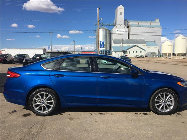 2017 Ford Fusion SE (Stk: 8U066) in Wilkie - Image 14 of 22