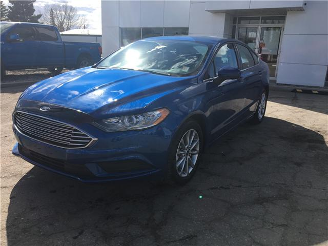 2017 Ford Fusion SE (Stk: 8U066) in Wilkie - Image 4 of 22