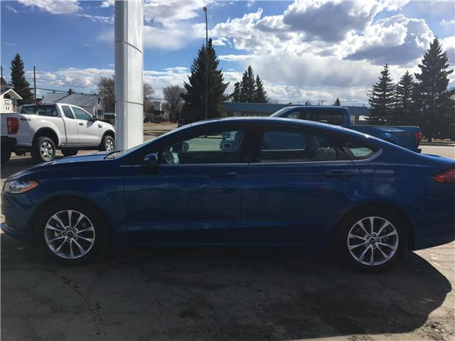 2017 Ford Fusion SE (Stk: 8U066) in Wilkie - Image 11 of 22