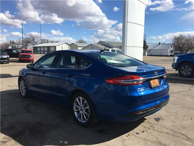 2017 Ford Fusion SE (Stk: 8U066) in Wilkie - Image 3 of 22