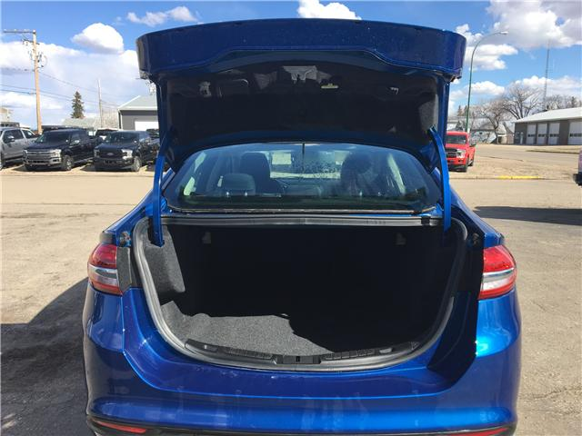 2017 Ford Fusion SE (Stk: 8U066) in Wilkie - Image 19 of 22