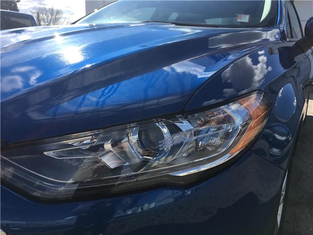 2017 Ford Fusion SE (Stk: 8U066) in Wilkie - Image 20 of 22