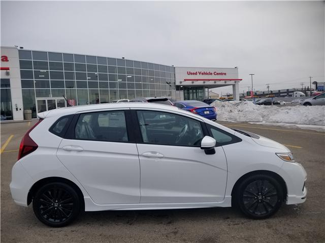 2019 Honda Fit Sport (Stk: 2190823) in Calgary - Image 2 of 9