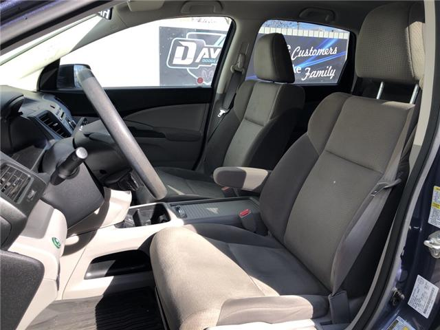 2014 Honda CR-V LX (Stk: 14824) in Fort Macleod - Image 9 of 19