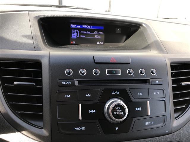 2014 Honda CR-V LX (Stk: 14824) in Fort Macleod - Image 16 of 19