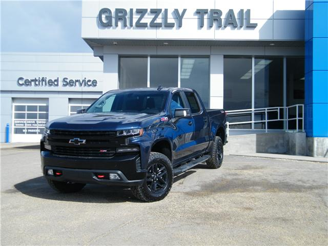 2019 Chevrolet Silverado 1500 LT Trail Boss (Stk: 57386) in Barrhead - Image 1 of 19