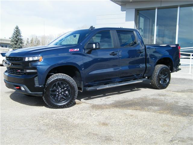 2019 Chevrolet Silverado 1500 LT Trail Boss (Stk: 57386) in Barrhead - Image 2 of 19