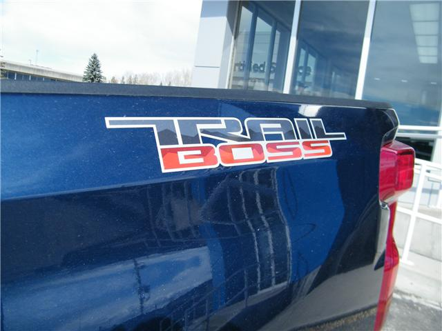 2019 Chevrolet Silverado 1500 LT Trail Boss (Stk: 57386) in Barrhead - Image 19 of 19