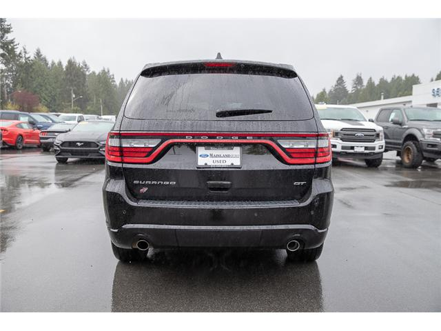 2018 Dodge Durango GT (Stk: P5114) in Vancouver - Image 6 of 30