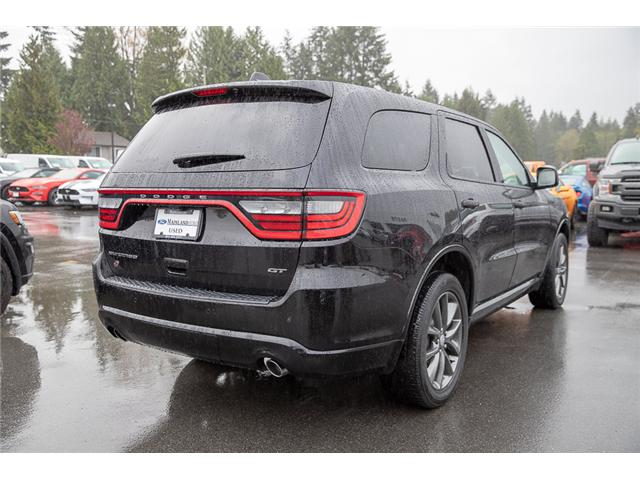2018 Dodge Durango GT (Stk: P5114) in Vancouver - Image 7 of 30