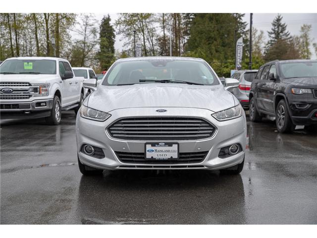 2014 Ford Fusion SE (Stk: P1012) in Surrey - Image 2 of 27