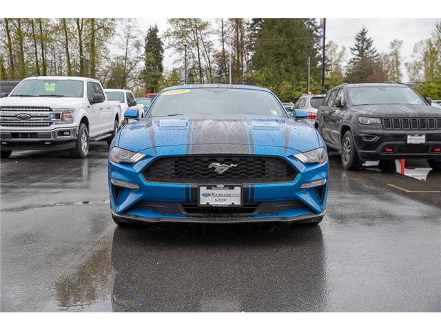 2019 Ford Mustang EcoBoost (Stk: 9MU5161) in Surrey - Image 2 of 25