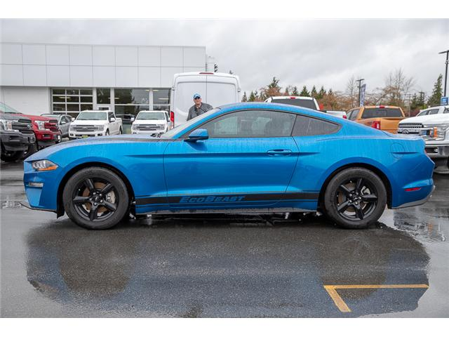 2019 Ford Mustang EcoBoost (Stk: 9MU5161) in Vancouver - Image 4 of 25