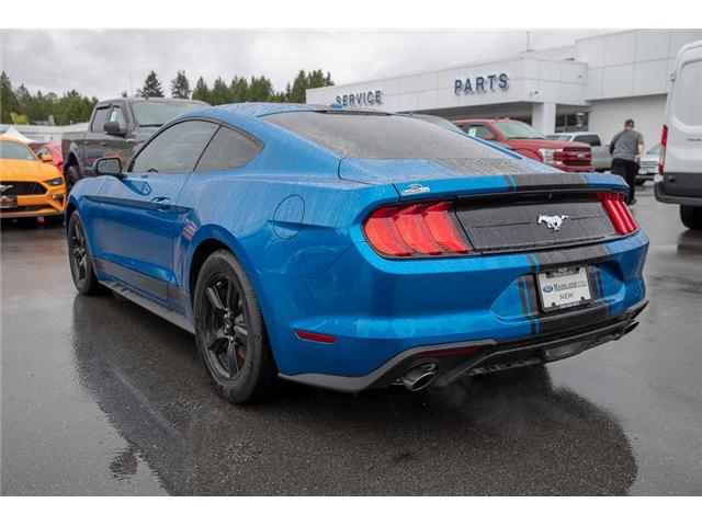 2019 Ford Mustang EcoBoost (Stk: 9MU5161) in Vancouver - Image 5 of 25