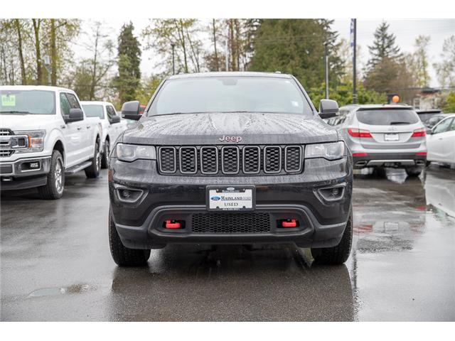 2018 Jeep Grand Cherokee Trailhawk (Stk: P6327) in Vancouver - Image 2 of 27