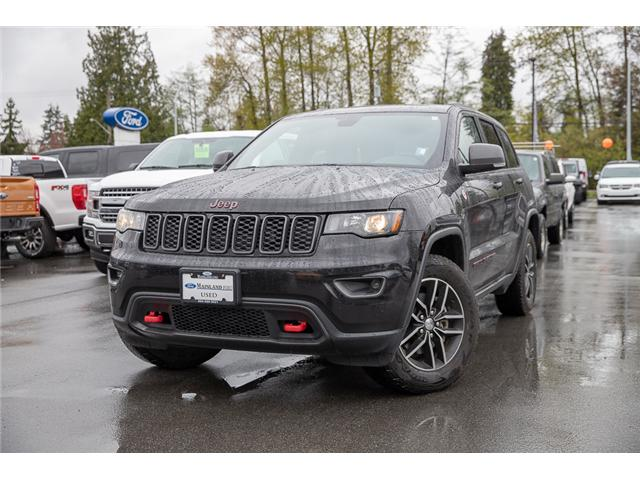 2018 Jeep Grand Cherokee Trailhawk (Stk: P6327) in Vancouver - Image 3 of 27