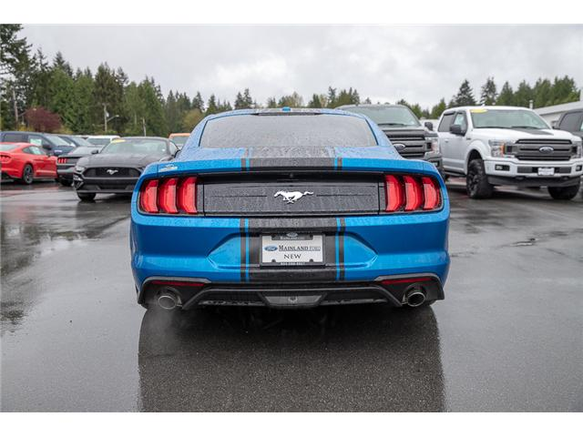 2019 Ford Mustang EcoBoost (Stk: 9MU5161) in Surrey - Image 6 of 25