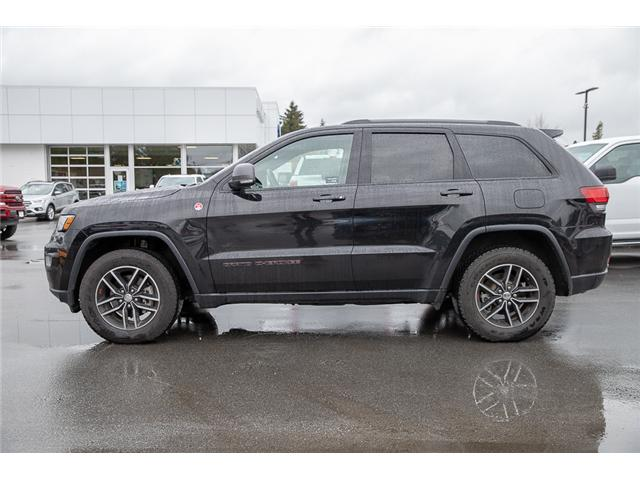 2018 Jeep Grand Cherokee Trailhawk (Stk: P6327) in Vancouver - Image 4 of 27