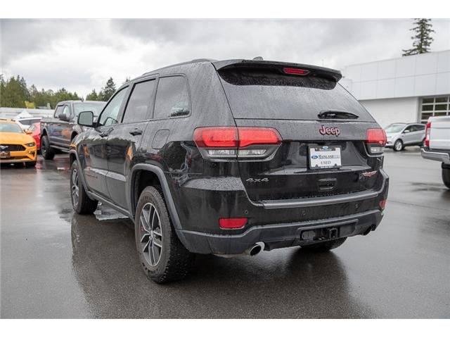 2018 Jeep Grand Cherokee Trailhawk (Stk: P6327) in Vancouver - Image 5 of 27