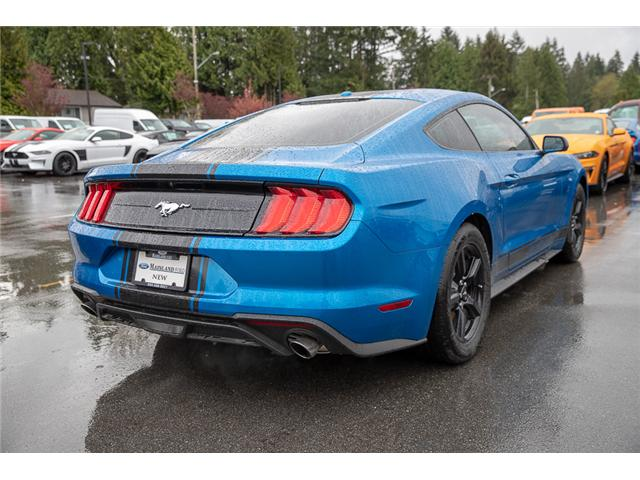 2019 Ford Mustang EcoBoost (Stk: 9MU5161) in Surrey - Image 7 of 25