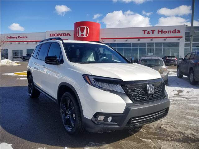 2019 Honda Passport Touring (Stk: 2190748) in Calgary - Image 1 of 10