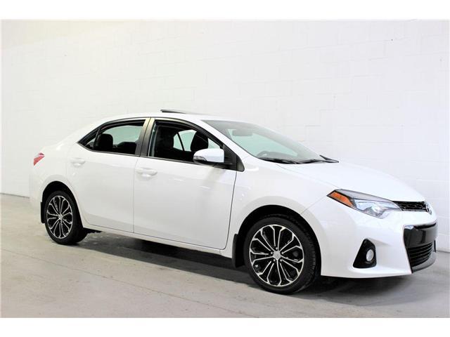 2016 Toyota Corolla  (Stk: 555614) in Vaughan - Image 1 of 27
