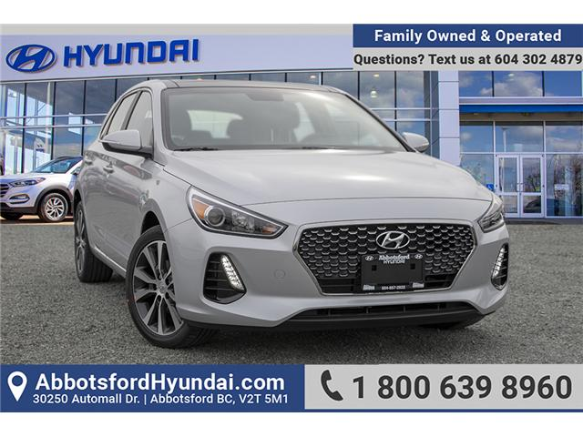2019 Hyundai Elantra GT Luxury (Stk: KE102388) in Abbotsford - Image 1 of 30